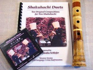 Shakuhachi Duets James Nyoraku Schlefer 1