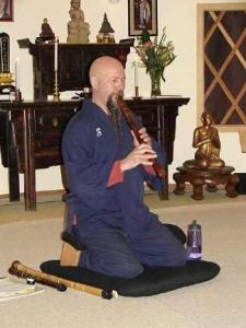 Online shakuhachi lessons michael gould