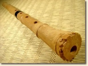shakuhachi yuu flute yuu 1