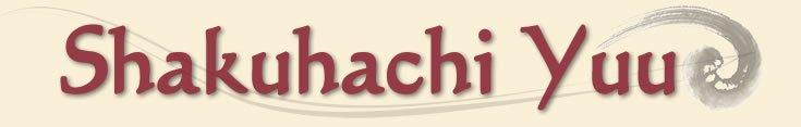 Shakuhachi Yuu Flute Logo